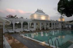 Pool - Tak Lake Palace Udaipur