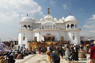 anandpur-sahib Sikh temple tour and travel packages