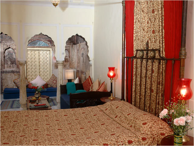 Room- Castle Mandawa