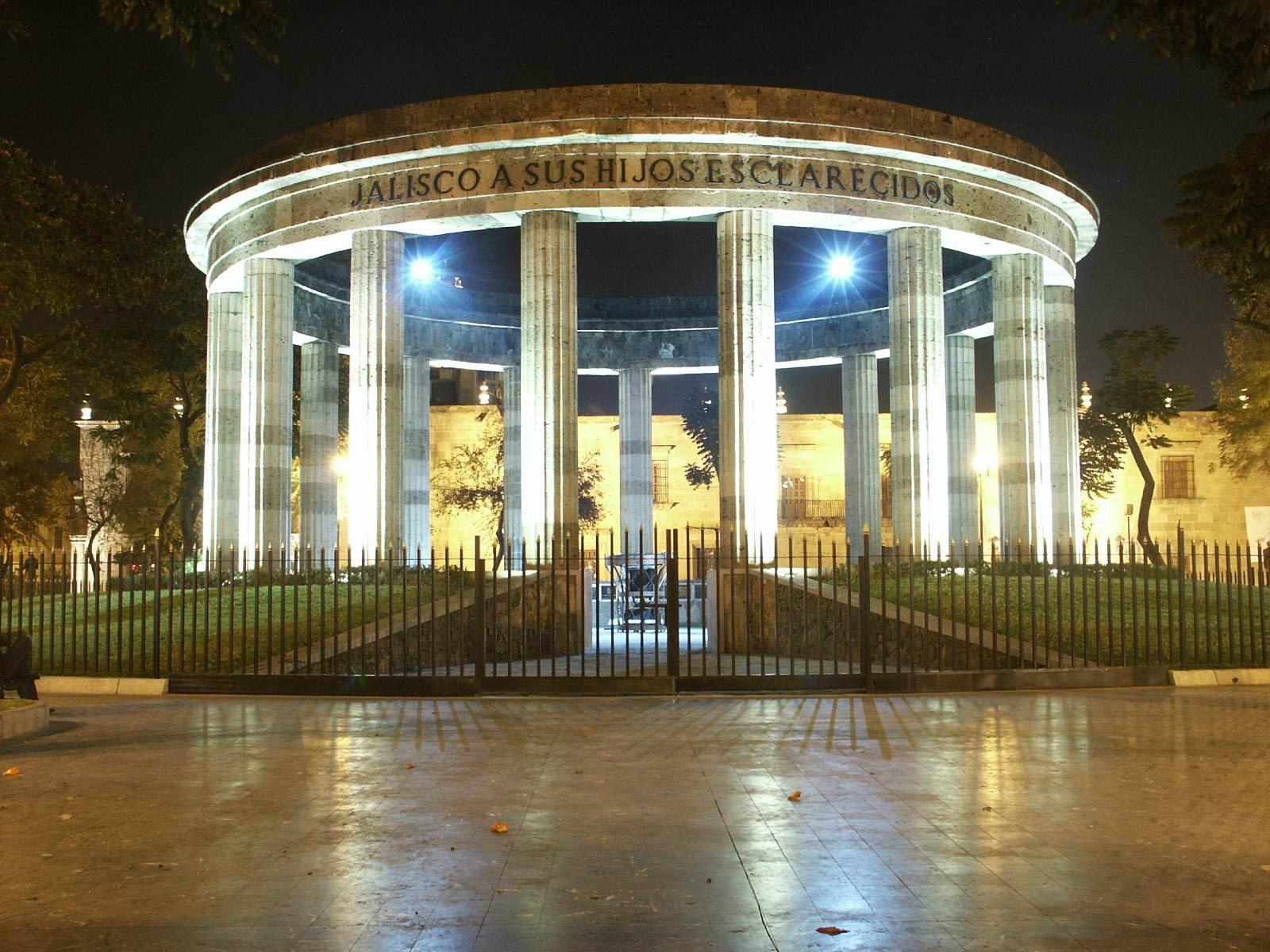 Guadalajara Rotunda