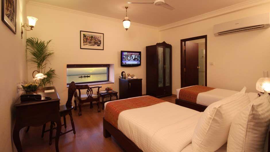 Room - Surya Uday Haveli Varanasi