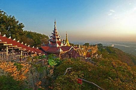 Mandalay Hills - Myanmar