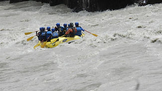 Karsha to Pidmu Rafting tour
