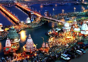 Haridwar and Rishikesh Temple tour and travel packages