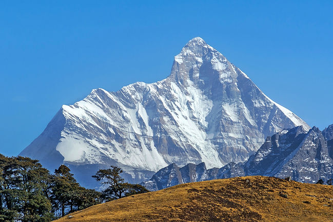 Nanda Devi Base Camp Tours and travel packages