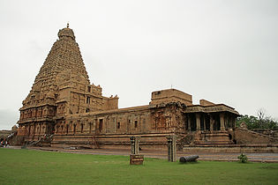 Tanjore temple tours