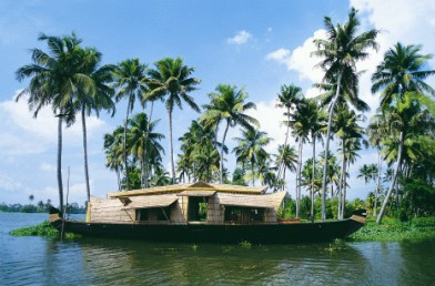 alleppey-backwaters houseboat