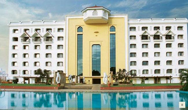 Exterior - VivantaTaj Trivandrum