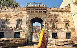 Entrance - Raas Jodhpur