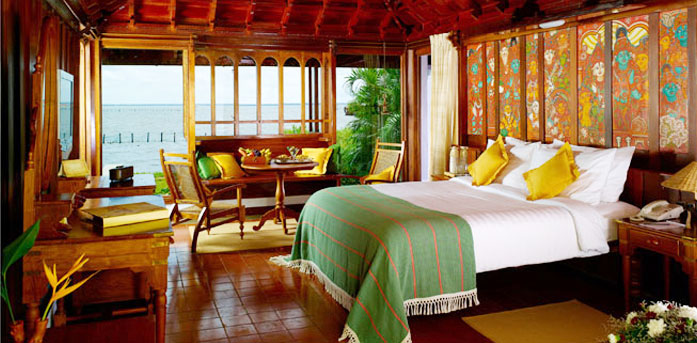 Room - Kumarakom Lake Resort