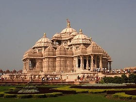 Akshardham Temple Delhi, India