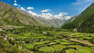Chitkul Valley