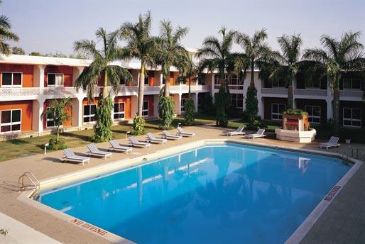 Pool - Taj Chandela Khajuraho