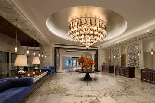 Lobby-ITC Mughal Agra