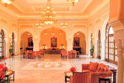 Lobby - Taj Rambagh Jaipur
