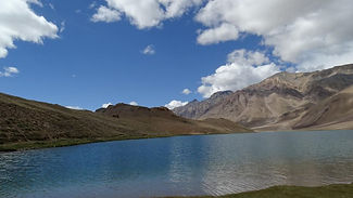 Chandra Tal Lake excursion