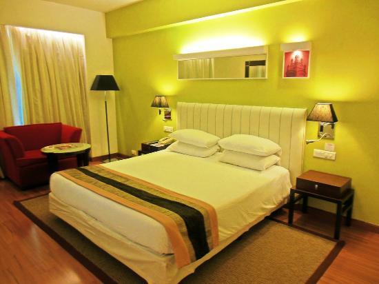 Room - Taj Gateway Hassan