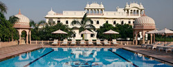 Pool- Laxmi Vilas Palace Bharatpur