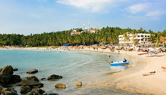 Kovalam - Beach tour of Kerala
