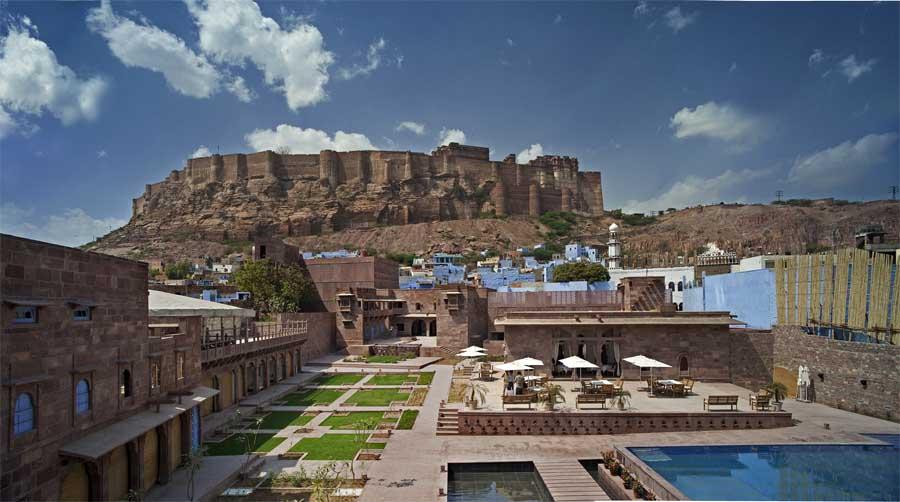 Pool- Raas Jodhpur