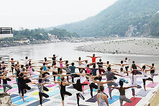 Rishikesh Yoga and Meditations Tours India