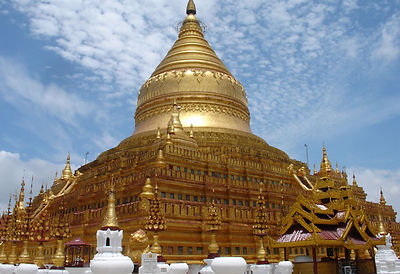 Shwezigon Pagoda - Myanmar