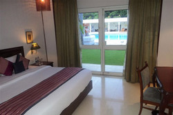 Room- Taj Chandela - Kajuraho
