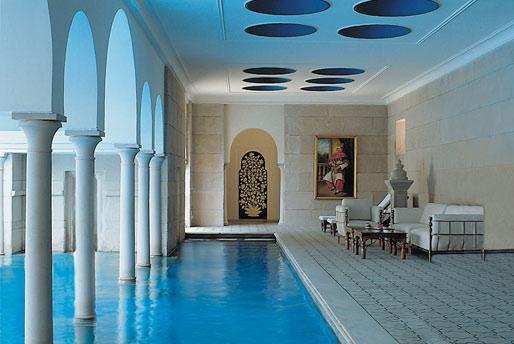 Pool - Amar Vilas Agra