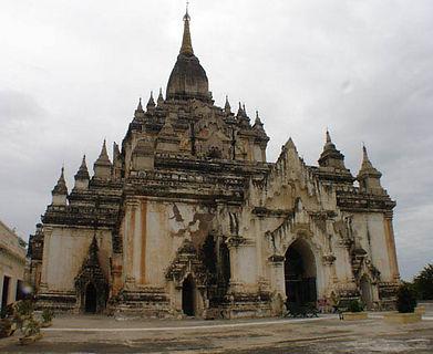 Gawdawpalin Temple - Myanmar