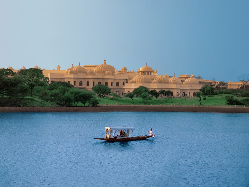 Lake View - Udaivilas Udaipur