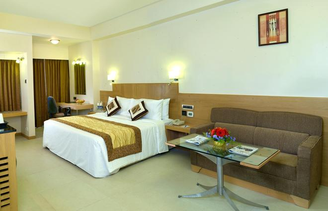 Room - Sangam Hotel Trichy