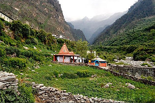 Chardham Tours and travel packages