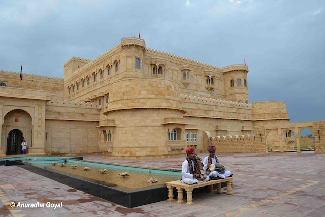 Exterior - Surya Garh Jaisalmer