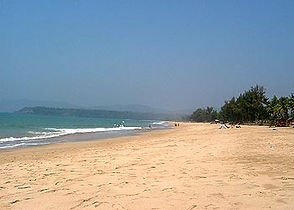 Goa beach hotels and resorts