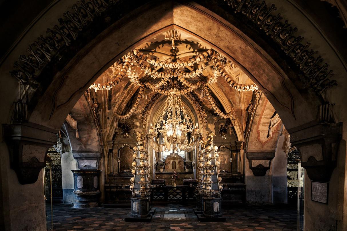 Kostnice v Kutné Hoře