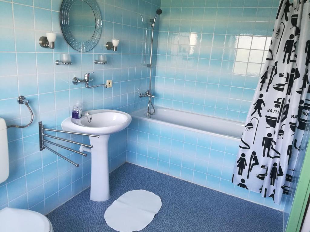 Koupelna pokoje č.7