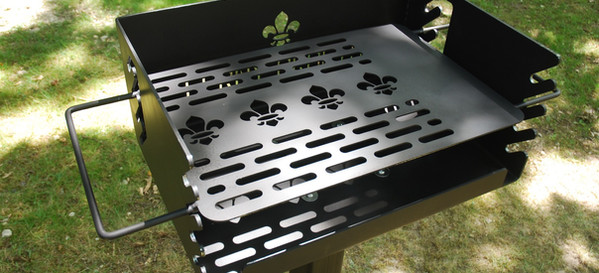 Park style Grill