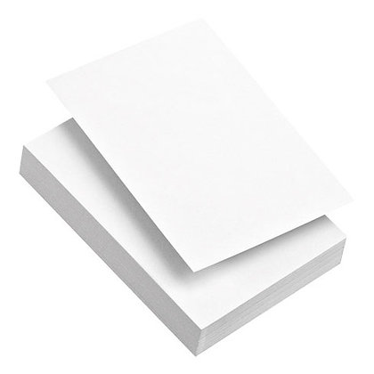 Paquet de 50 feuilles (Service d'impressions)