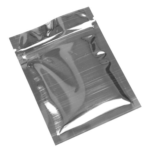 "Multi-color Shiny Metallic Mylar Foil 2.75"" x 3.94"" Bags (100 Bags ..."