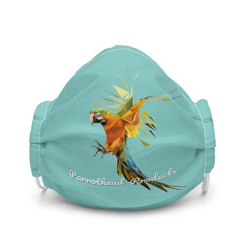 Parrothead Products Premium face mask