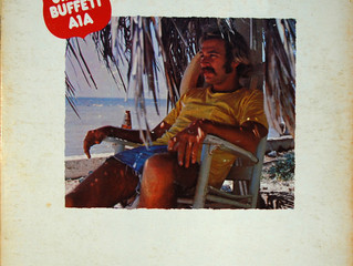 The day Jimmy Buffett came knocking at my door.