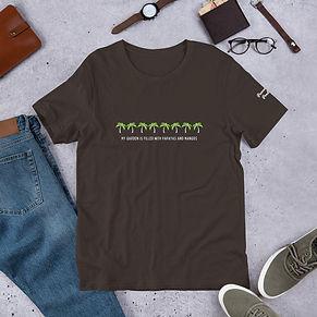 unisex-premium-t-shirt-brown-front-60a48