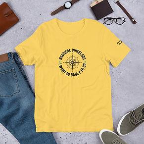 unisex-premium-t-shirt-yellow-front-60a4