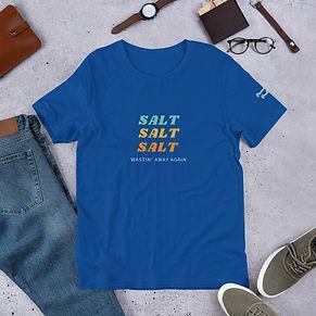unisex-premium-t-shirt-true-royal-front-