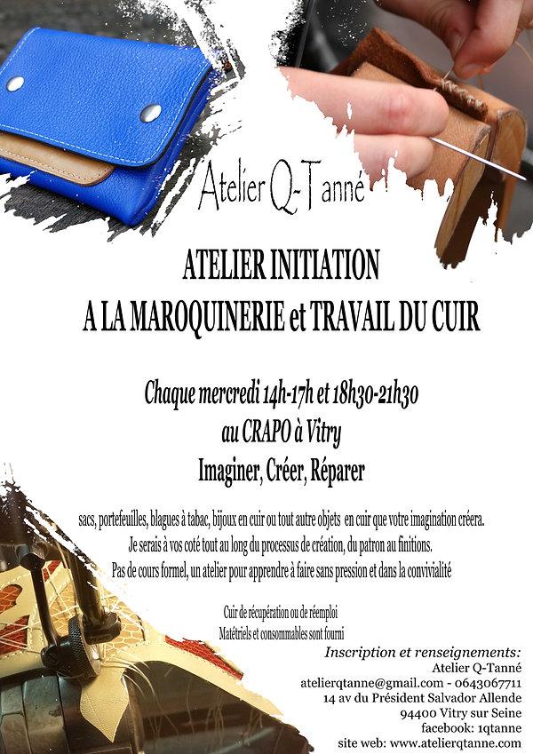 Affiche_atelier_hedomadaire_Q-Tanné_DIY