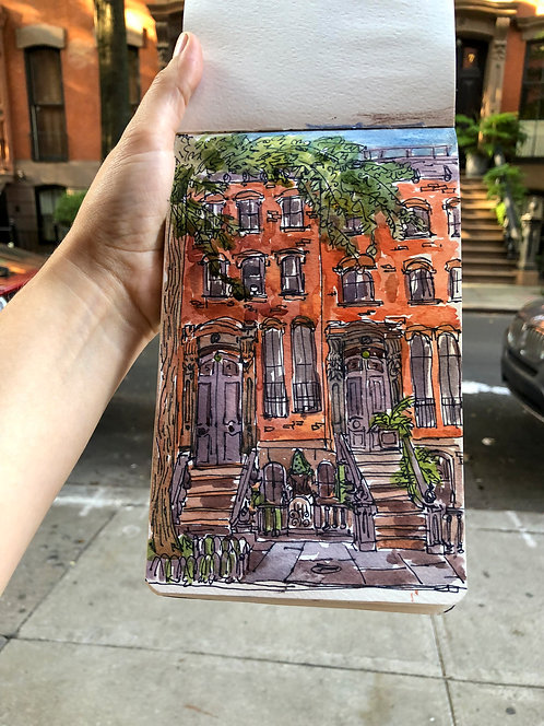 The West Village, NYC