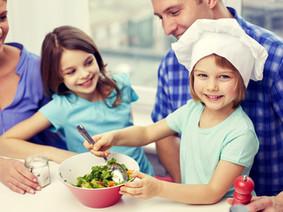 Atelier cuisine pour enfants: Pizza minute et papillotes de fruits aux épices