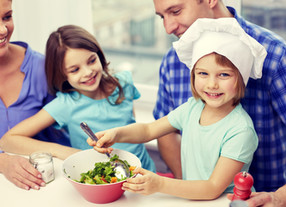 Why do mealtimes have to be hell times?