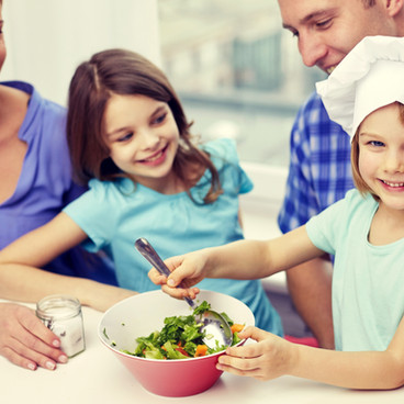Try recipes as a family