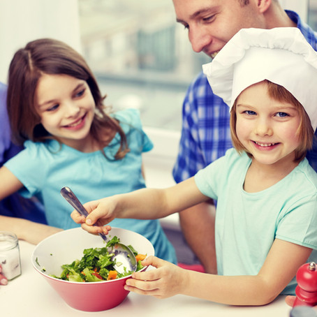 Featured Website of the Month (June) - Cooking with Kids